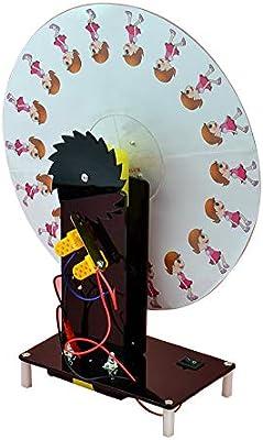 juler Stem DIY Toy Children s proyector de animación Stem Science ...