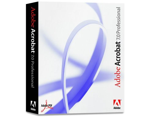 adobe pdf professional full-color