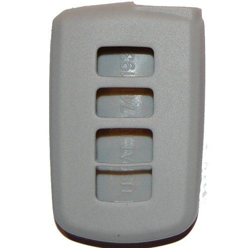 2013 - 2017 2018 Toyota Avalon Silicone Key Rubber Remote Cover Grey