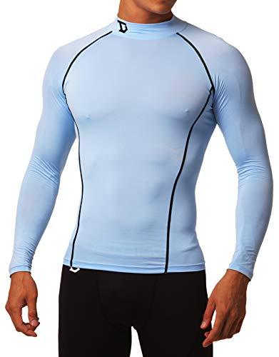 - Defender Compression Men Shirt Under Hombre Tights Football KS_S