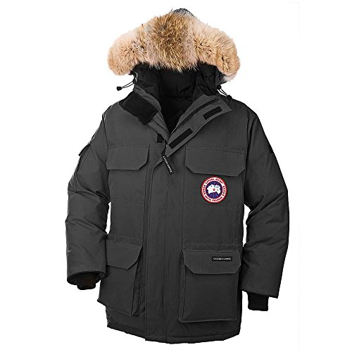 Canada Goose Expedition Fusion Fit Parka - Men's Graphite Small