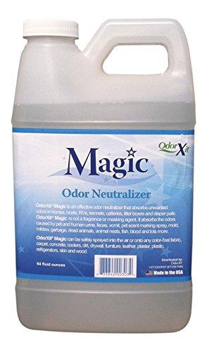 OdorXit Magic Odor Neutralizer - 1/2 Gallon Refill