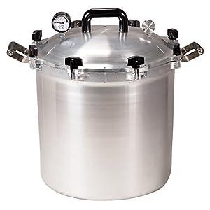 All American 41-1/2-Quart Pressure Cooker Canner