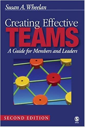 Book Creating Effective Teams: A Guide for Members and Leaders