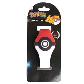 Pokémon Pokeball LED Watch