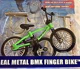 Flick Trix Finger Bikes: HB Hoffman in Green