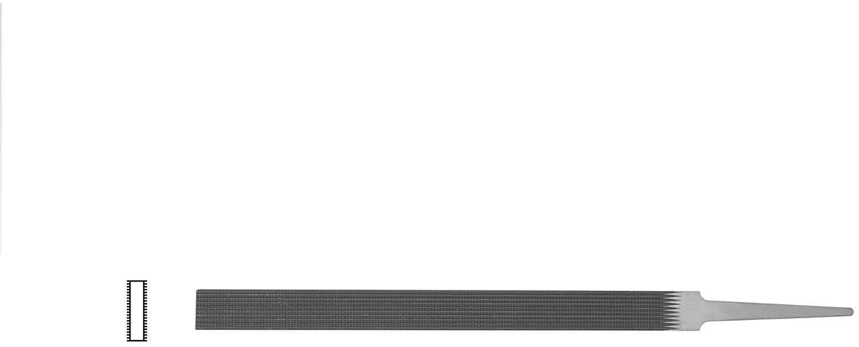 Grobet Gunsmith & Knife Edge Swiss Pattern File Pillar Checkering 6 Inch Cut 4 75 lines per inch by Grobet