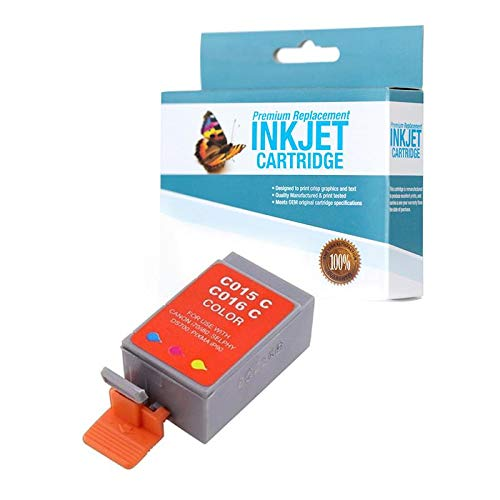 (SuppliesOutlet Compatible Ink Cartridge Replacement for Canon BCI-15C (Color,1 Pack))