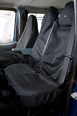 Town and Country Single Seat Cover - Black Town and Country Covers TRSBLK