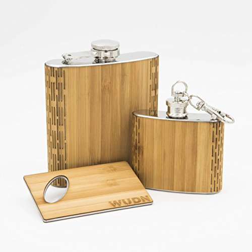 WUDN Premium Stainless Wooden Finished
