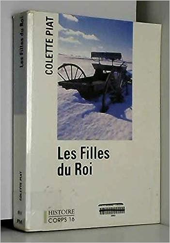 Amazon Fr Les Filles Du Roi Edition En Gros Caracteres