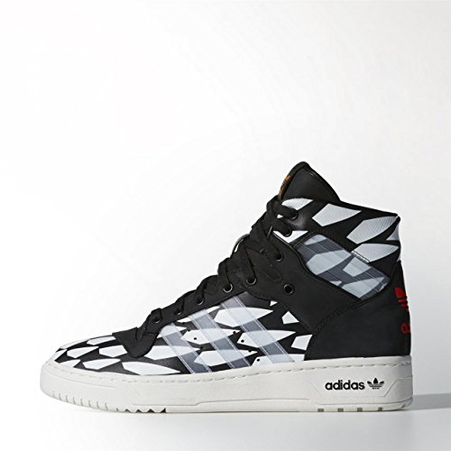 whtvap World ftwwht trainers Battle Cup mens cblack Rivalry Hi Adidas B8FqO