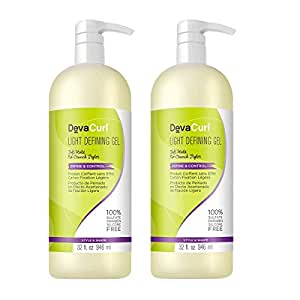 silicone free hair styling products 950ml 2 pack devacurl light defining gel soft hold 3709 | 41J4Kowj90L. SY300 QL70
