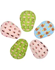 60pcs Cartoon Adhesive Eye Patches for Kids Girls Boys Disposable Eye Patch Pad for Amblyopia, Lazy Eye