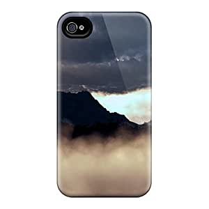 Awesome Design Atmosphere Hard Case Cover For Iphone 4/4s by runtopwell