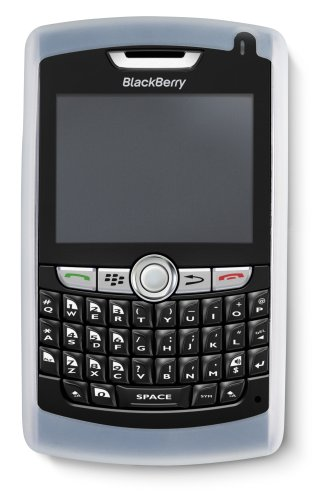 Genuine Blackberry Phone Skin (BlackBerry 8800  Skin for 8800, 8820, 8830 (White))