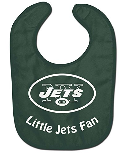 NFL New York Jets WCRA2048914 All Pro Baby Bib