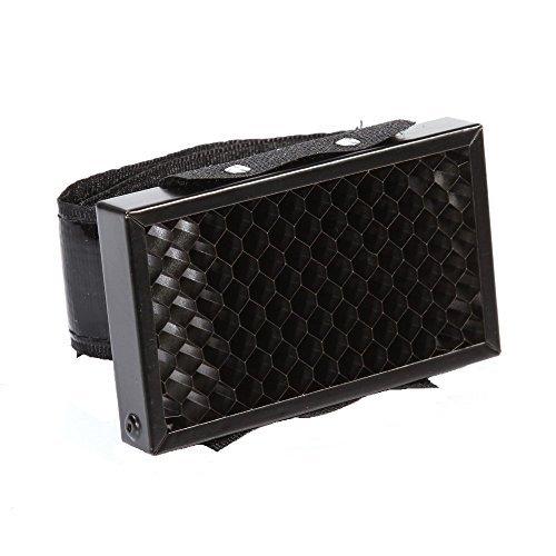Spot Grid - Run Shuangyu Flash Honeycomb Grid Spot Filter for Canon Yongnuo Speedlight Speedlite Softbox