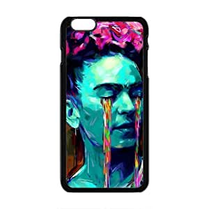 Cool Painting Frida Kahlo Cell Phone Case for Iphone 6 Plus