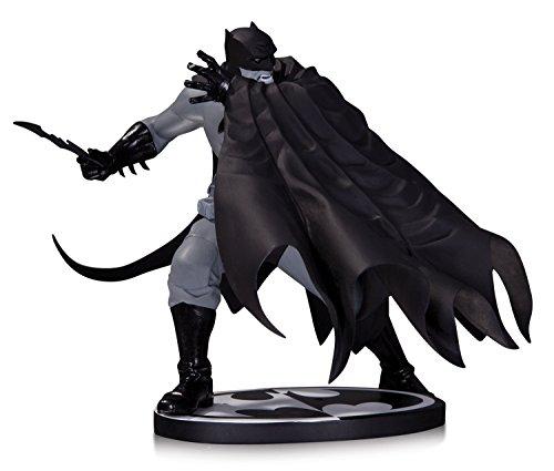 DC Collectibles Batman Black and White: Batman Figure by Dave Johnson -