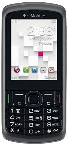 Alcatel Sparq II, Prepaid - BlackSCRATCHED, SCUFFED (T-Mobile) Clean ESN