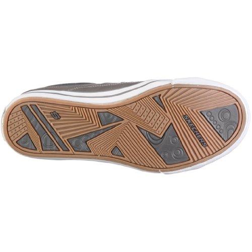 Skechers Planfix Kano - Zapatillas para hombre Gris