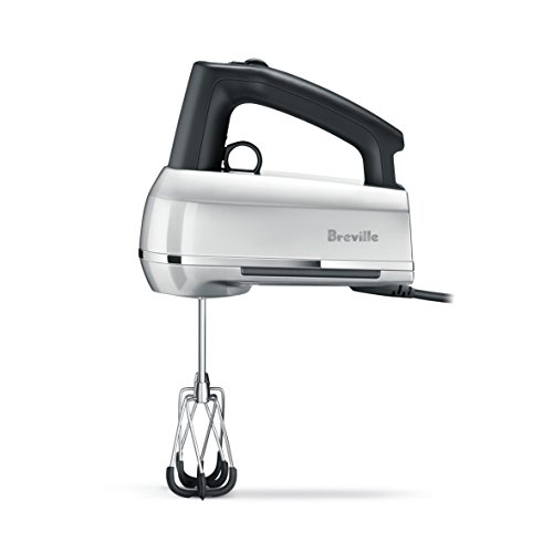 Breville BHM800SIL Handy Mix Scraper Hand Mixer, (Best Breville Food Mixer)