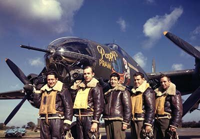 Photo Pappy's Pram, B-26 Marauder bomber WWII St. James for sale  Delivered anywhere in USA