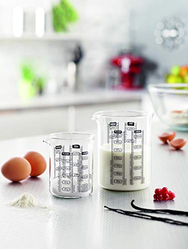 Pyrex 500 ml Kitchen Lab Measure and Mix Beaker