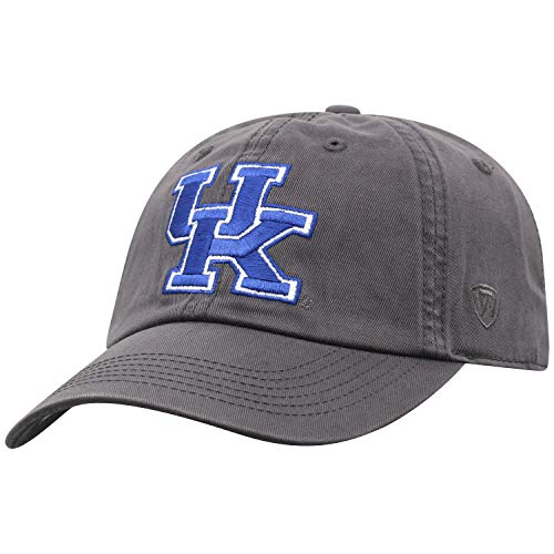 Top of the World Kentucky Wildcats Men's Hat Icon, Charcoal, Adjustable ()
