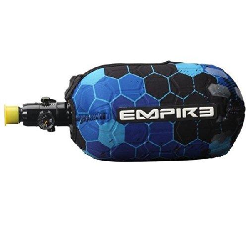 Empire Paintball Bottle Glove FT - Blue Hex