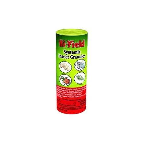 (Hi-Yield Systemic Insect Granules 1 POUND )