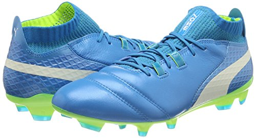 Soccer Chaussures safety Fg 17 Blue Bleu De Yellow Puma One Pour Hommes White 1 atomic OwBSInqtxY