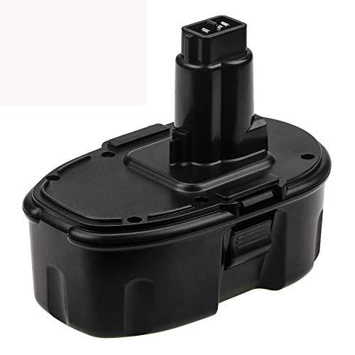 (18V 3.6Ah DC9096 Battery for Dewalt 18V Battery High Capacity XRP DC9098 DC9099 DW9095 DW9096 DW9098 DW9099 DE9039 Cordless Power Tools)