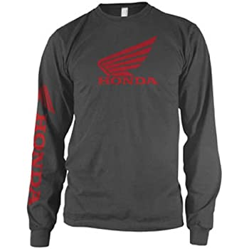 Black, XX-Large Factory Effex 15-88306 Honda Fade T-Shirt