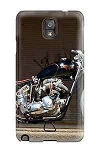 Fashion Protective Motorcycle Case Cover For Galaxy Note 3 by Maris's Diary