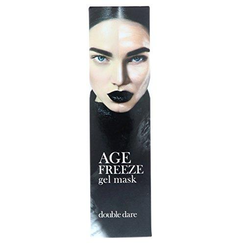 Double Dare Age Freeze Gel Mask 3 5 oz 100 g