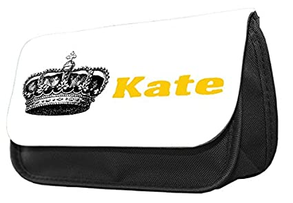 Estuche para lápices con diseño de corona de reina Estuche ...
