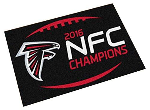 Fanmats 22138 NFL-Atlanta Falcons NFC Champions Starter Rug
