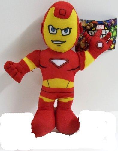 Officially Licensed Marvel Super Hero Squad Avengers Iron Man Plush 8