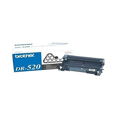 Brother DR520 OEM Drum - DCP 8060 8065DN HL 5240 5250DN 5250DNT 5280DW MFC 8460N 8660DN 8670DN 8860DN 8870DW Replacement Drum Unit (25000 Yield) - Brother DR520 by Brother