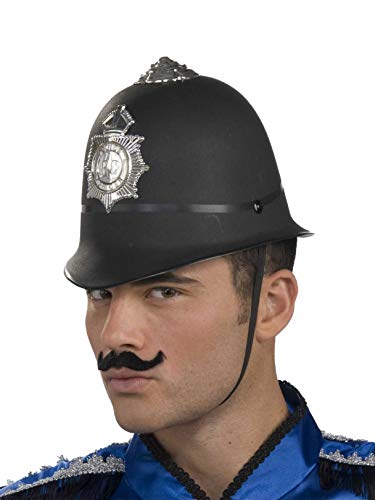 English Bobby Helmet Costume Accessory -