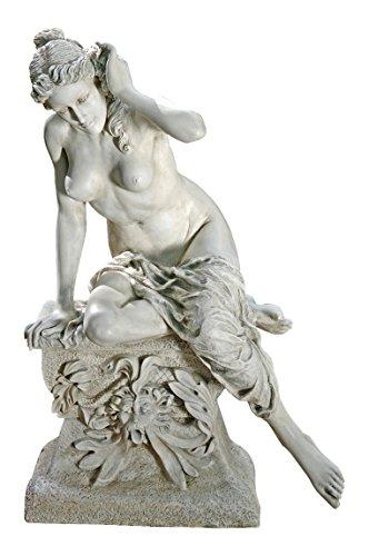 Design Toscano Goddess Demeter at Rest Garden Statue -  EU3939