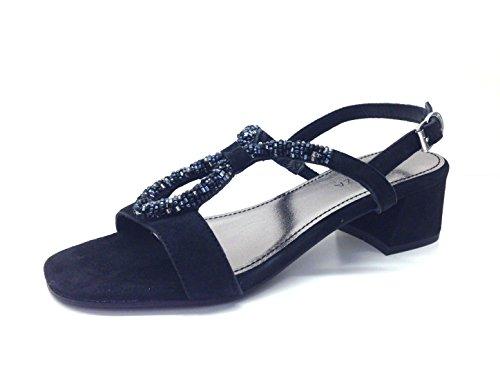 Apepazza - Sandalias de vestir para mujer negro