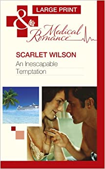 Book An Inescapable Temptation (Mills and Boon Largeprint Medical)