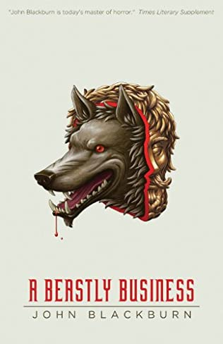 book cover of A Beastly Business
