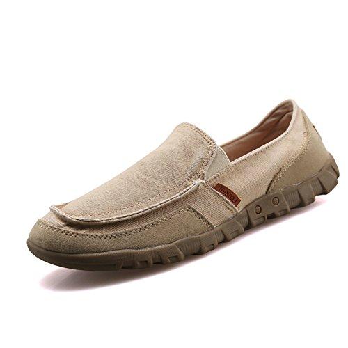 Verano, calzado cómodo y antideslizante de conducción/Zapatillas casuales de la moda de pie A