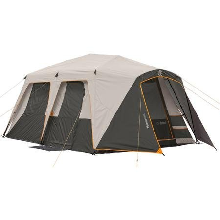 シェル境界アブセイBushnell Shield Series 15' x 9' Instant Cabin Tent, With Weather Shield Technology, Sleeps [並行輸入品]