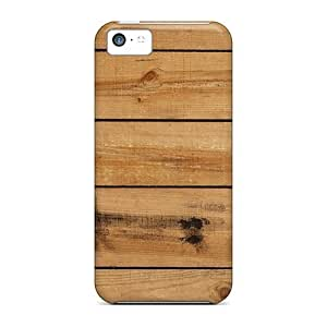 Faddish Phone Wood Case For Iphone 5c / Perfect Case Cover