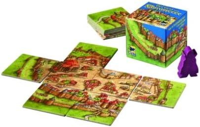 Schmidt Spiele - Expansión Carcassonne: El Conde de Carcasona [Importado de Alemania]: Amazon.es: Juguetes y juegos